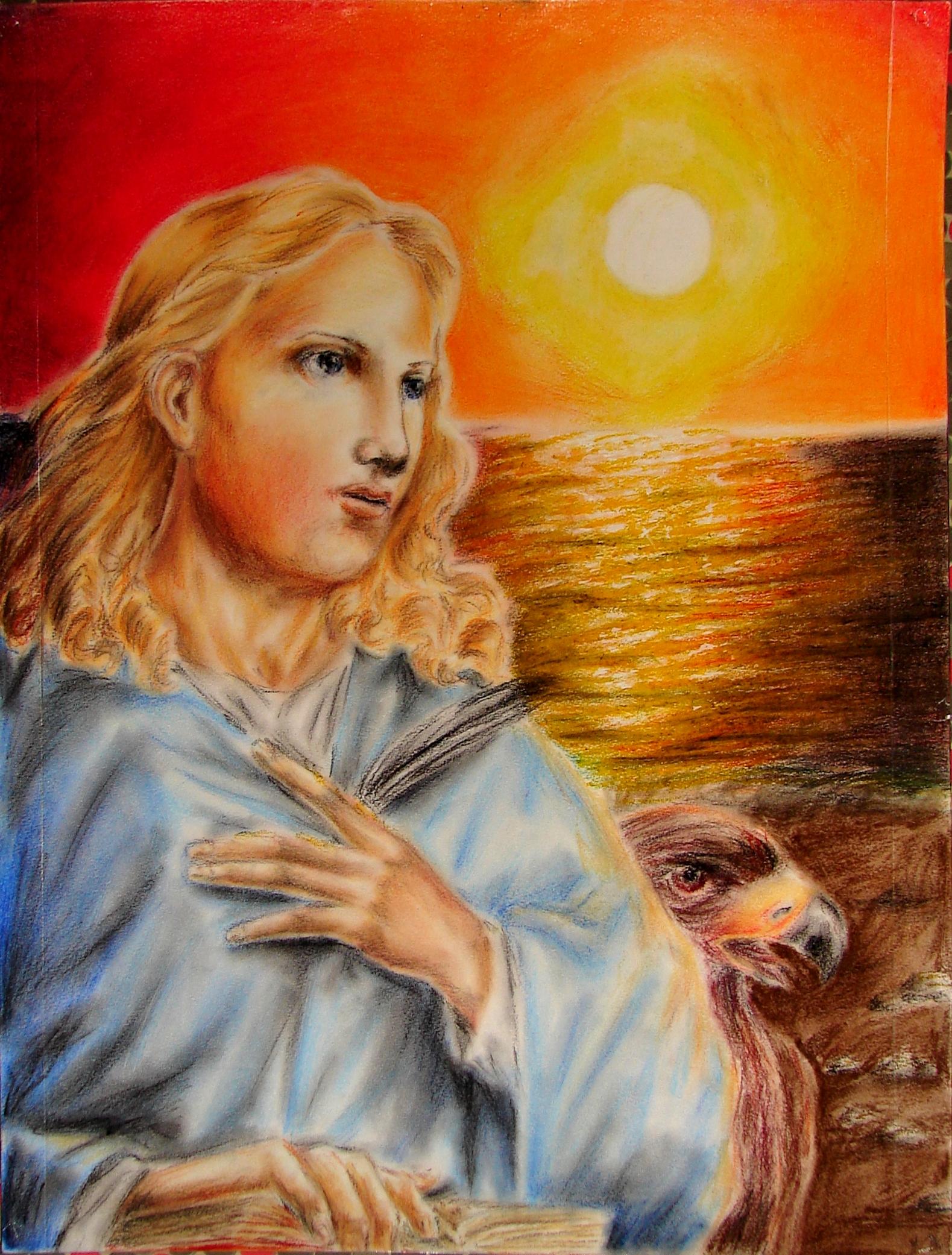CALENDRIER CATHOLIQUE 2019 (Cantiques, Prières & Images) - Page 19 St-jean-56e5841