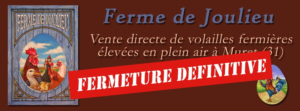 FERME DE JOULIEU