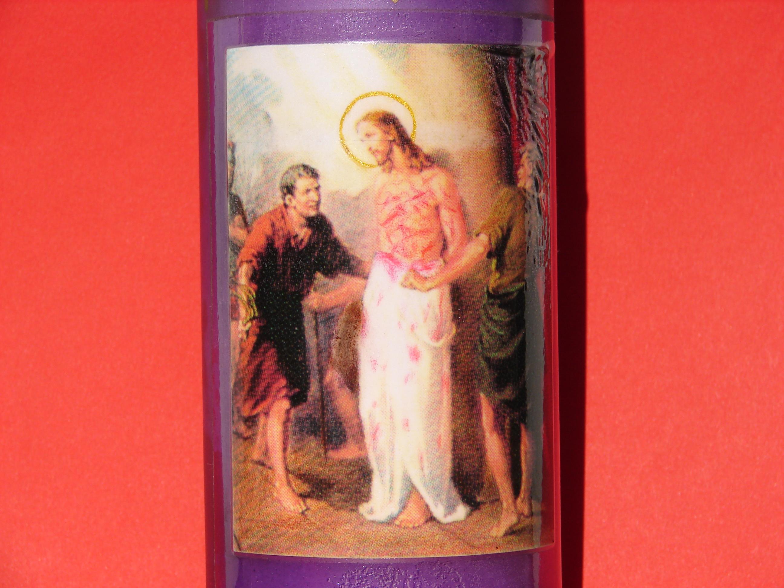Le Rosaire en Images - Page 4 Cierge-de-la-flag...-d-tail--56c8e74