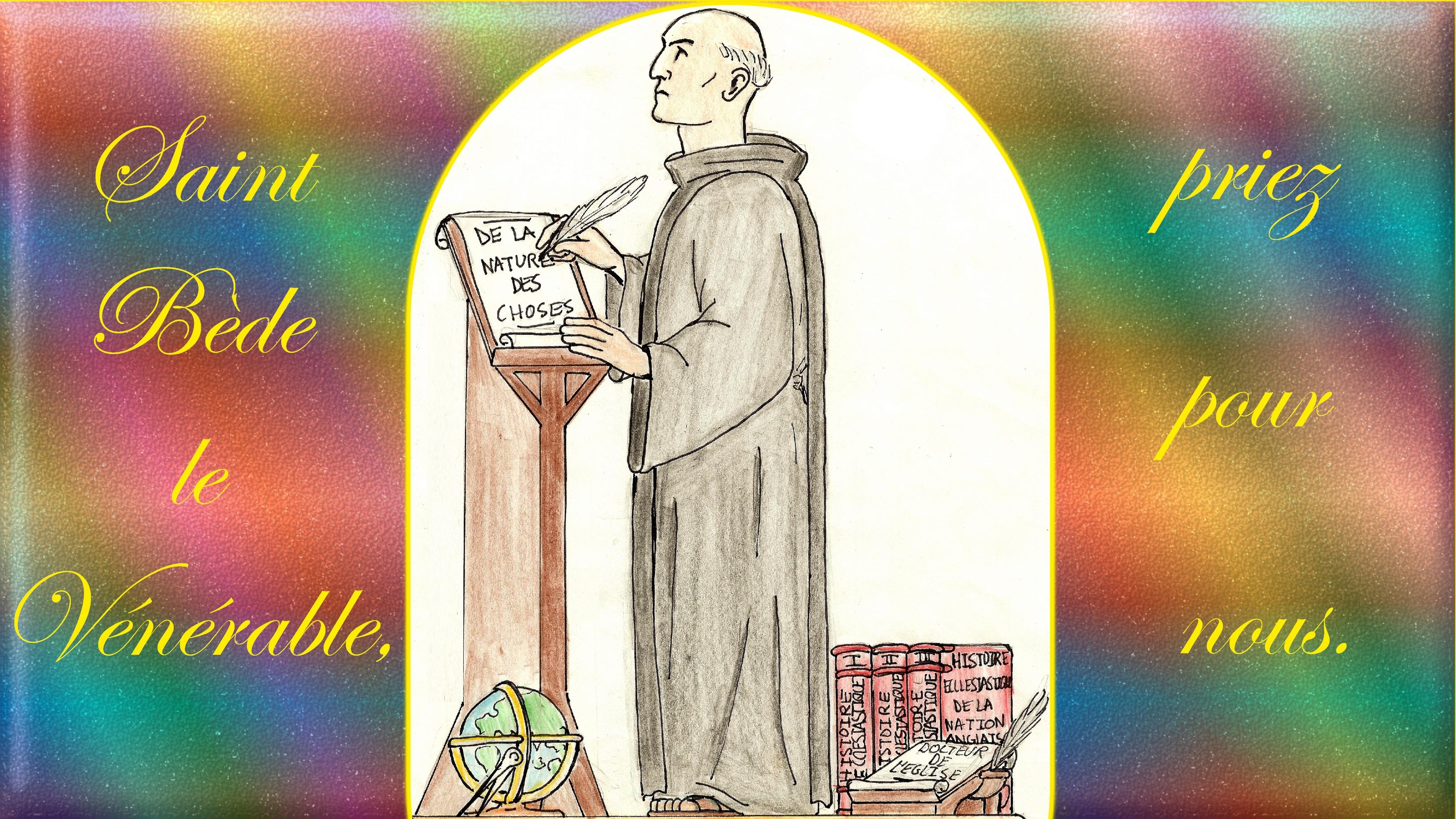 CALENDRIER CATHOLIQUE 2020 (Cantiques, Prières & Images) - Page 15 St-b-de-le-v-n-rable-576aadc