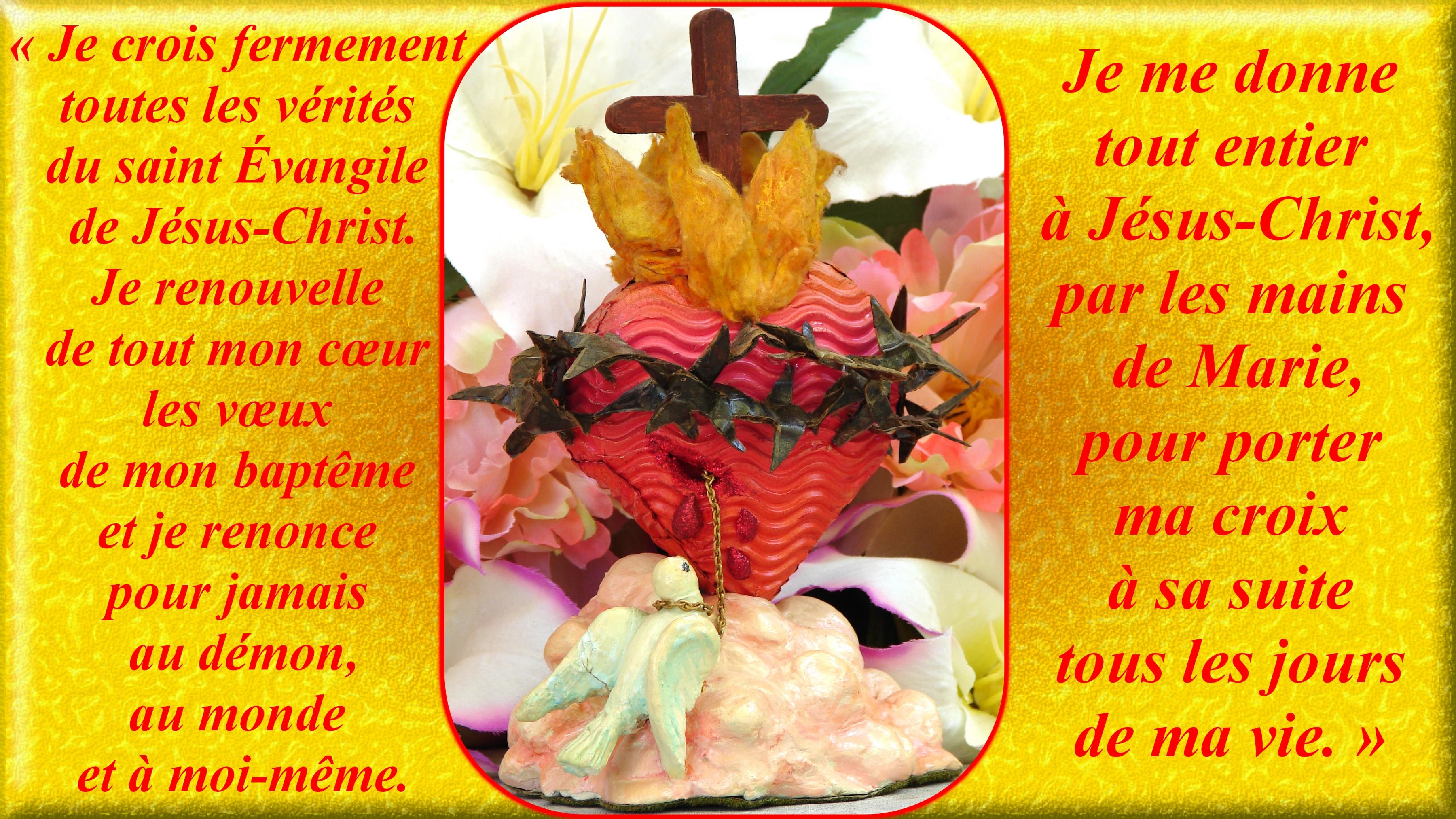 CALENDRIER CATHOLIQUE 2020 (Cantiques, Prières & Images) - Page 12 Formule-montforta...-bapt-me-56e10fd