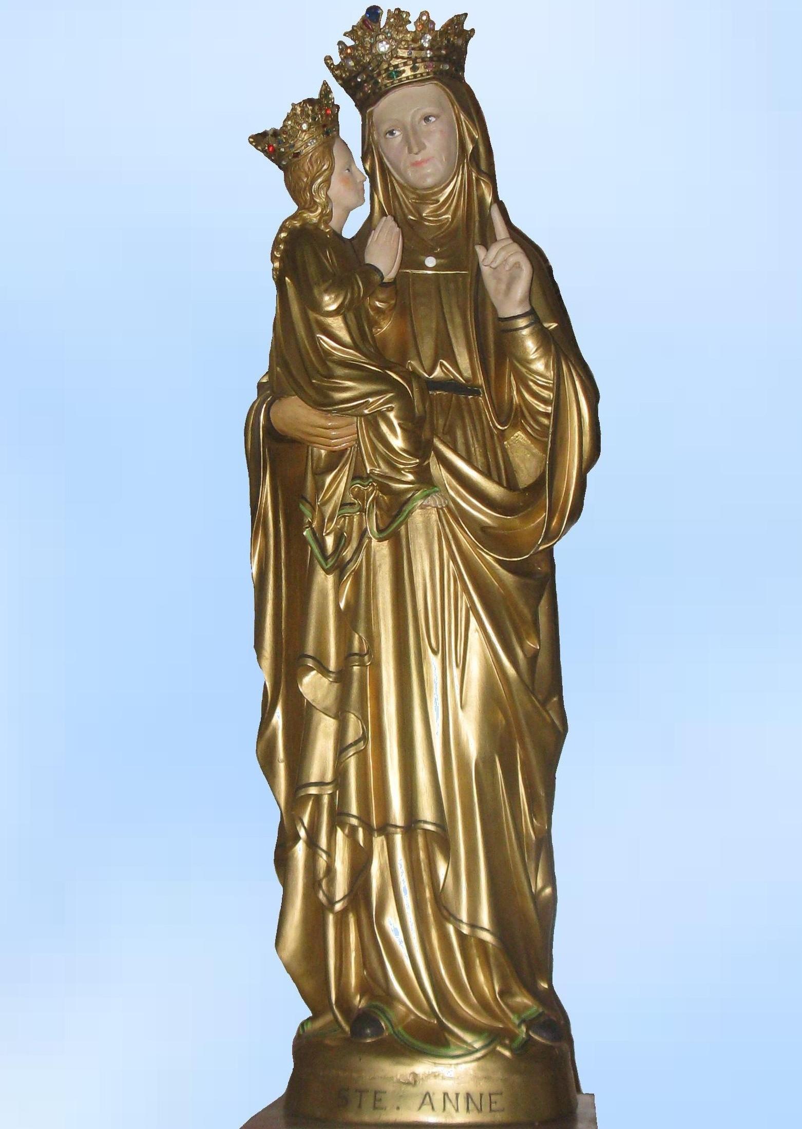 Le CULTE & le PATRONAGE de SAINTE ANNE par le R.P. Mermillod - Page 2 Sainte-anne-qu-bec--5790469