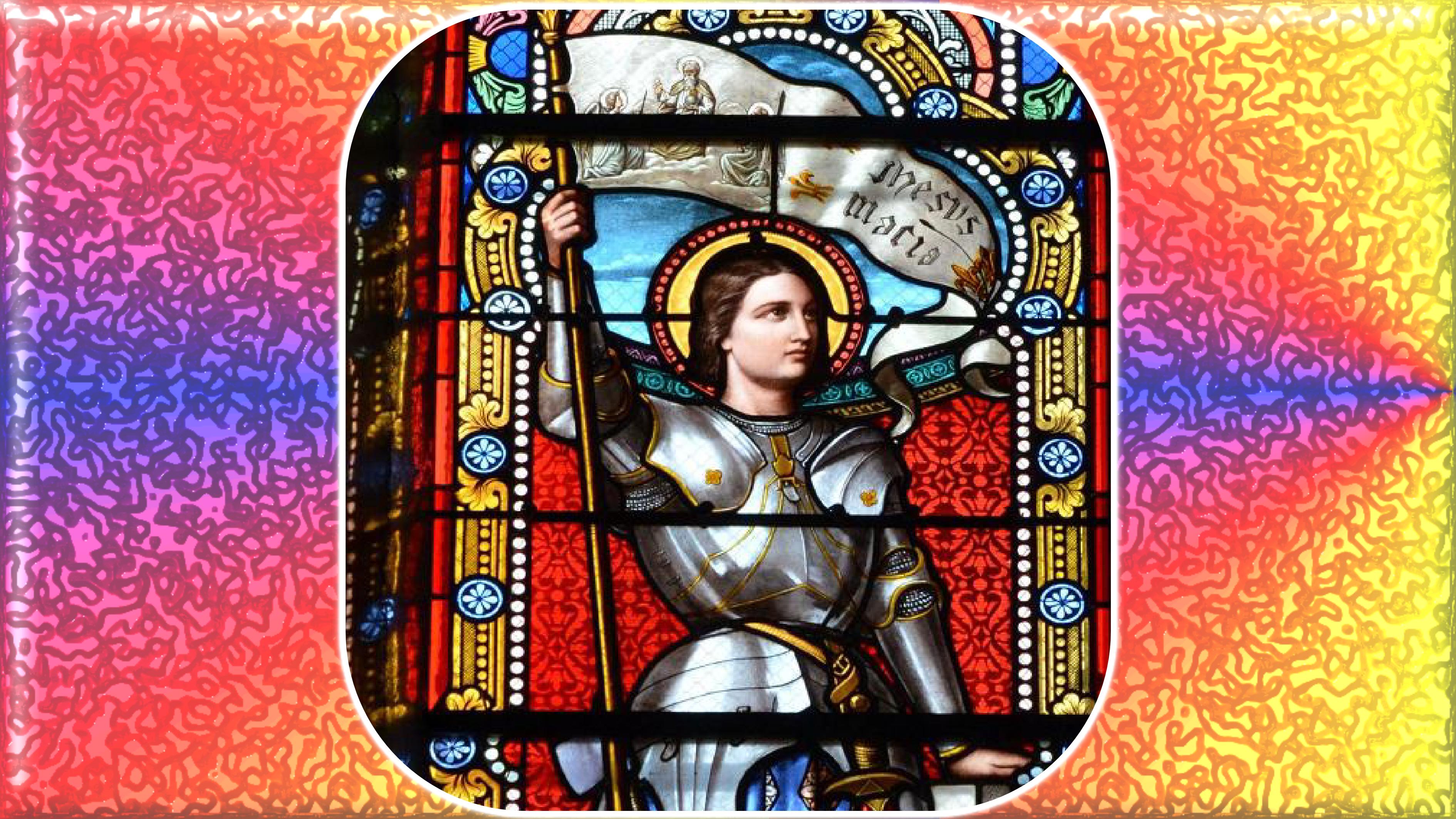 CALENDRIER CATHOLIQUE 2020 (Cantiques, Prières & Images) - Page 14 Ste-jeanne-d-arc-2--575bc6f