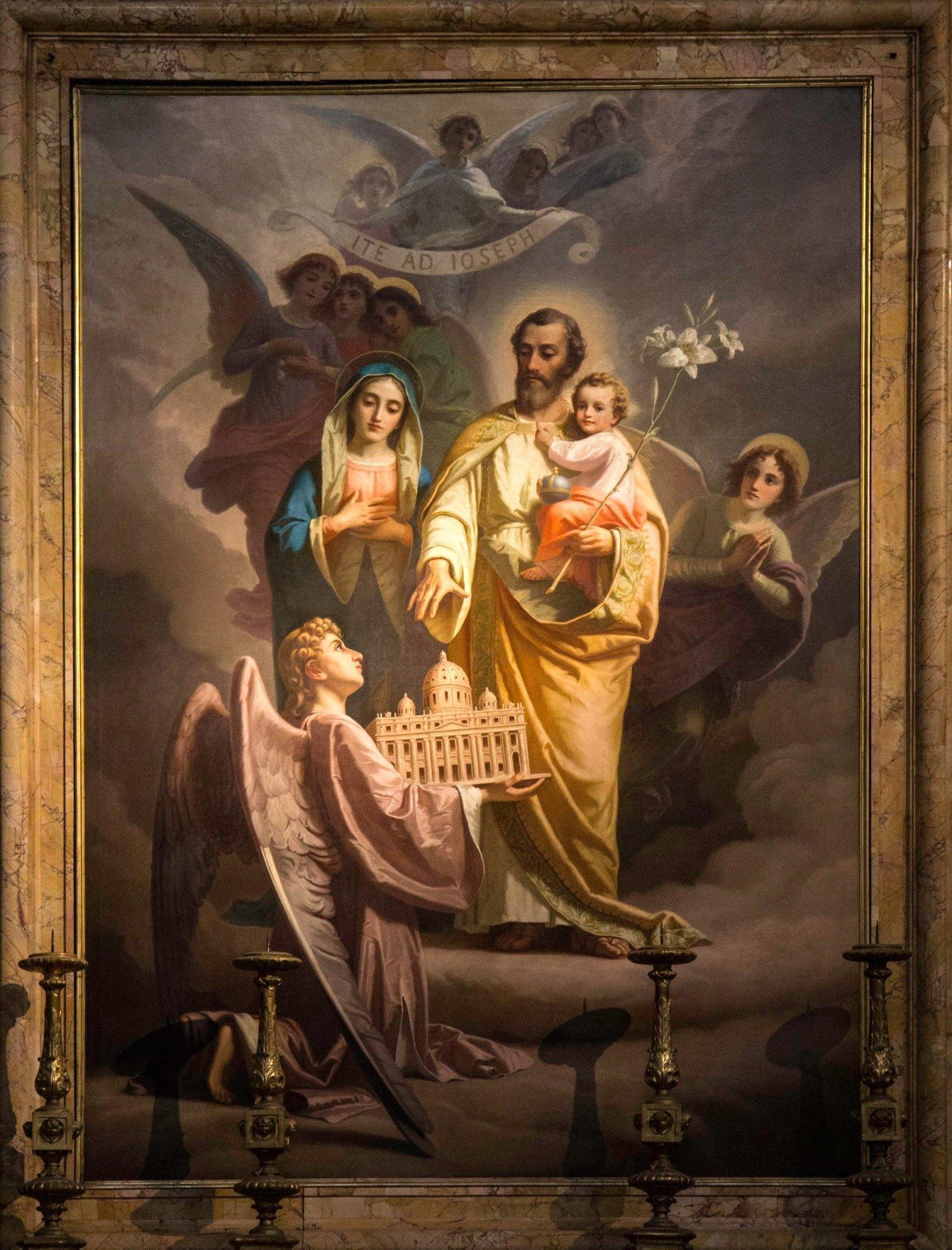 Le MOIS de SAINT JOSEPH par le R.P. Pedini (1854) - Page 4 St-joseph-patron-...selle-2--57315f0