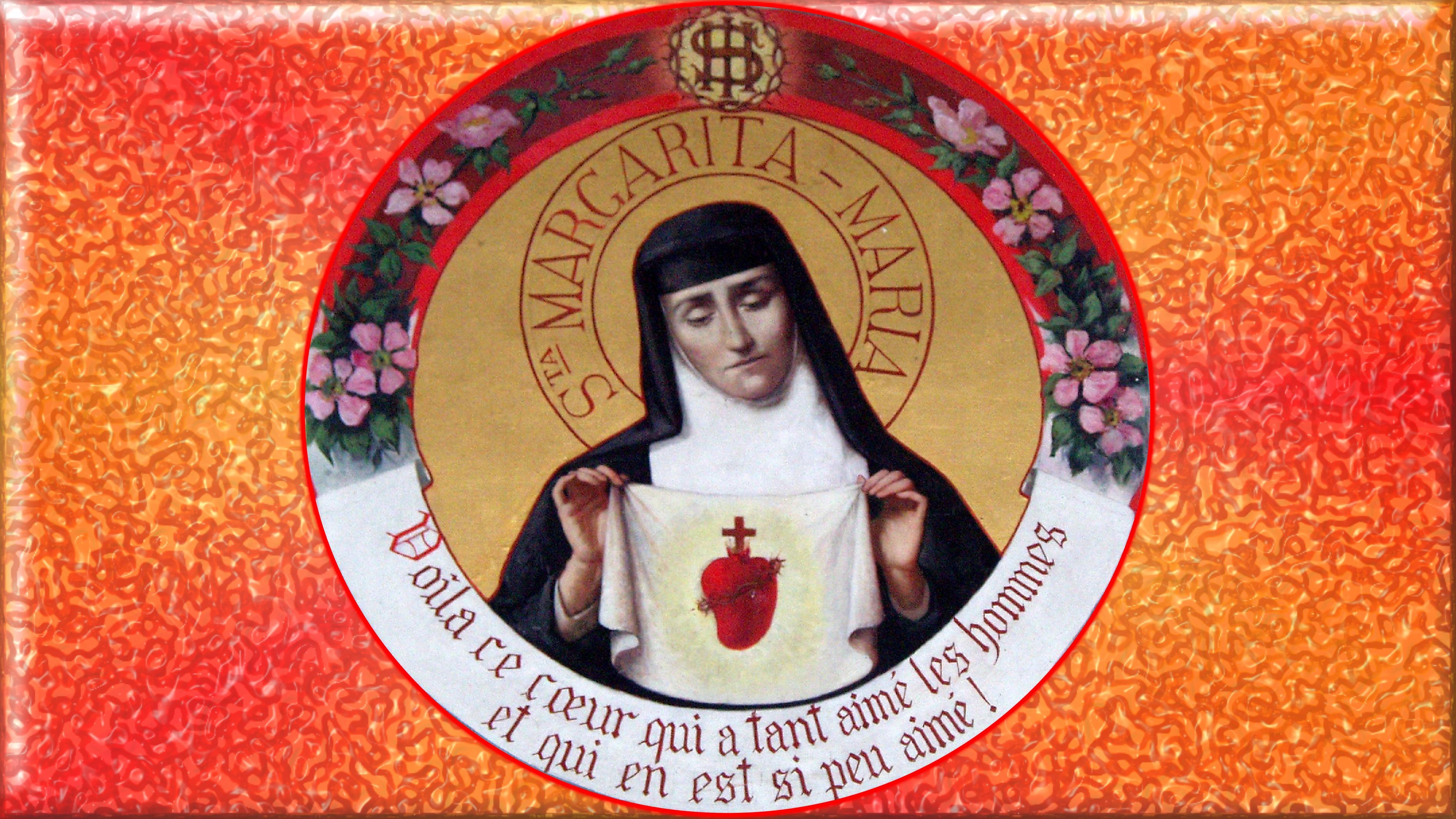 CALENDRIER CATHOLIQUE 2020 (Cantiques, Prières & Images) - Page 19 Ste-marguerite-ma...peu-aim--5786839