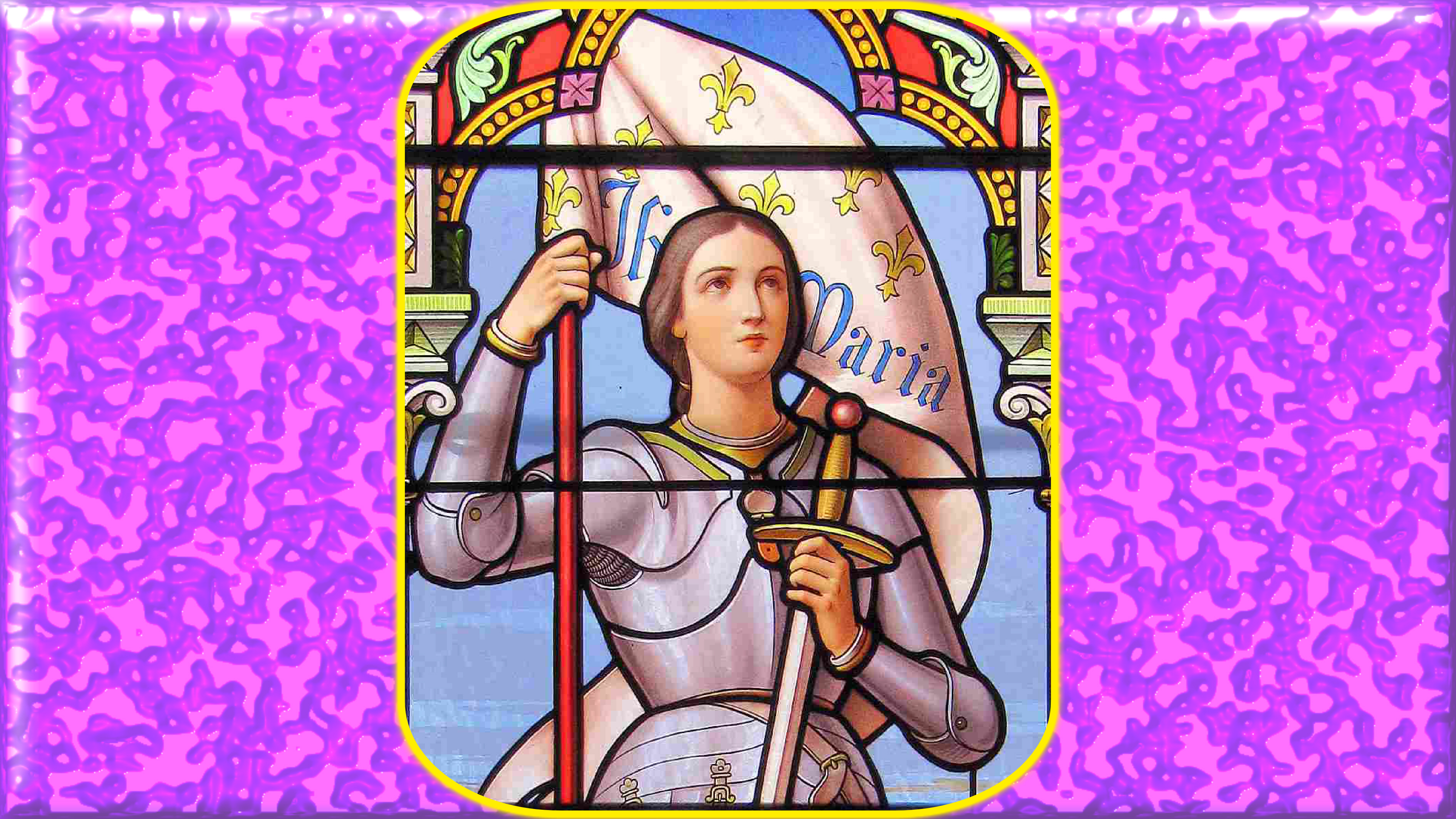 CALENDRIER CATHOLIQUE 2020 (Cantiques, Prières & Images) - Page 16 Ste-jeanne-d-arc-576ce09
