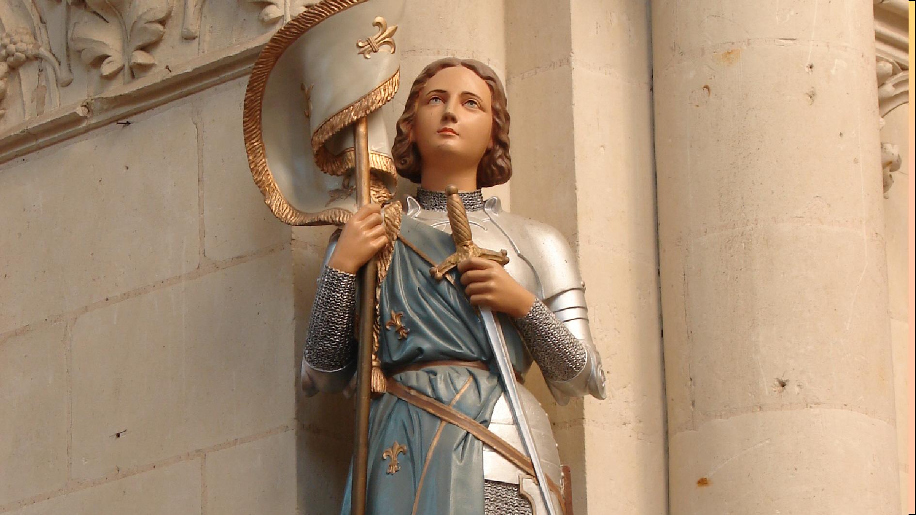 CALENDRIER CATHOLIQUE 2020 (Cantiques, Prières & Images) - Page 13 Ste-jeanne-d-arc-3--5758f78